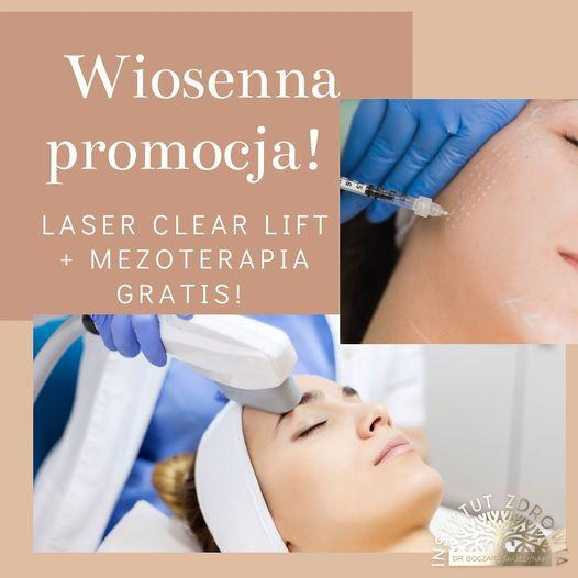 CLEARLIFT NA WIOSNĘ